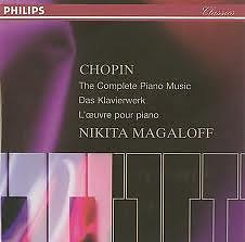 Chopin:The Complete Piano Music CD10 - Nikita Magaloff