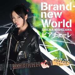 Brand New World / Piacere - Nishizawa Shiena