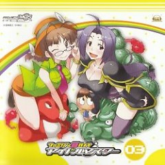 Famison 8BIT☆iDOLM@STER 03 Azusa Miura / Ritsuko Akizuki (CD1)