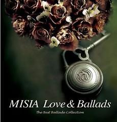 MISIA Love & Ballads The Best Ballade Collection