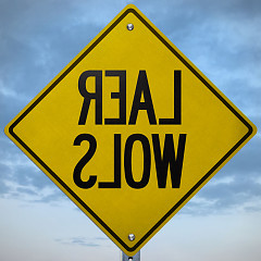 Real Slow (Single)
