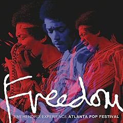 Freedom Atlanta Pop Festival (CD1) - The Jimi Hendrix Experience