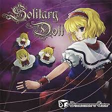 Solitary Doll - Dimension's Gate