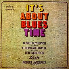 It's About Blues Time
