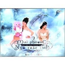 Album Ước Mơ Của Thiên Thần - Ngô Trác Linh,Mai Phương