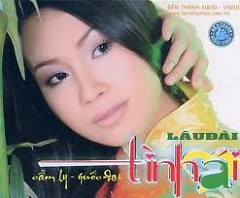 Album Lâu Đài Tình Ái - Cẩm Ly,Quốc Đại