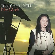 Album Tình Ca Cho Em - Như Quỳnh,Thế Sơn