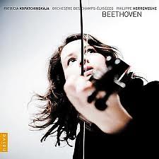 Beethoven:Complete Works For Violin & Orchestra