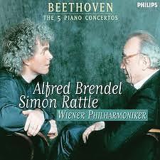 Beethoven The 5 Piano Concertos CD2