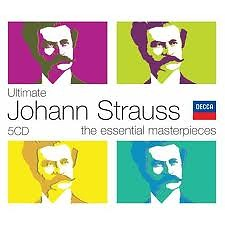 Ultimate Strauss Family CD1