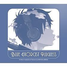 Ao no Exorcist Plugless CD1