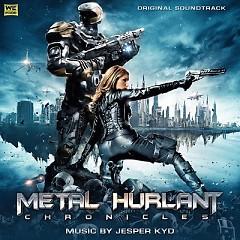 Metal Hurlant Chronicles OST (Pt.2) - Jesper Kyd
