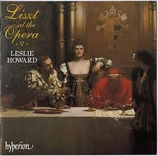 Liszt Complete Music For Solo Piano Vol.50 - Liszt At the Opera - V Disc 1