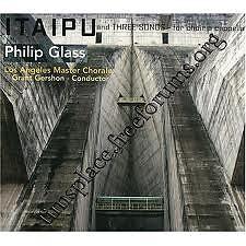 Itaipu And Three Songs