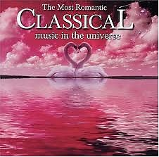 The Most Romantic Classical Music In the Universe CD1