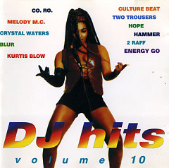 D.J. Hits Vol. 10 CD2