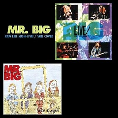 Raw Like Sushi - Live! Take Cover - Mr. Big