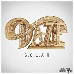 S.O.L.A.R  EP - Daze