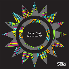 Monsters (EP) - CamelPhat