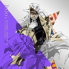 JoJo no Kimyou na Bouken Stardust Crusaders Original Soundtrack [Journey] - Yugo Kanno