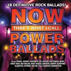NOW: That's What I Call Power Ballads