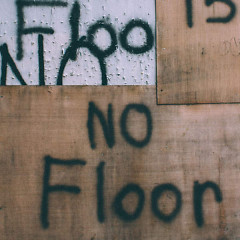 No Floor - White Laces