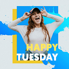 Happy Tuesday - Various Artists