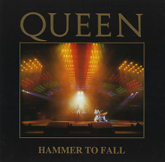 Hammer To Fall - CDS