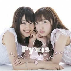 First Love Chuuihou! - Pyxis