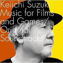 Music for Films and Games/Original Soundtracks (CD4) - Keiichi Suzuki