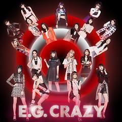 E.G. CRAZY CD1