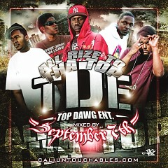 All Rize To Tha Top (CD1) - TDE