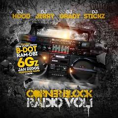 Corner Block Radio (CD1)