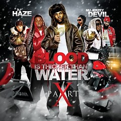 Blood Is Thicker Than Water 10 (CD1)