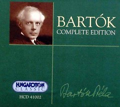 Bartok - Vocal Works (CD7) - Béla Bartók