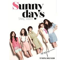 Sunny Days 1st Single