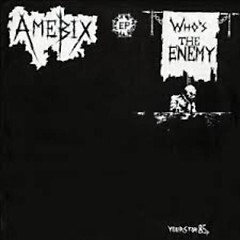 Who's The Enemy (Single) - Amebix