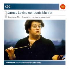James Levine Conducts Mahler Dics 2