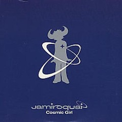 Cosmic Girl [European UK Remixes Release] - Jamiroquai