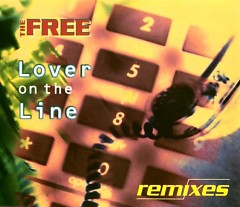 Lover on the Line (Remixes) - The Free