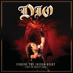 Finding The Sacred Heart: Live In Philly 1986 (CD1) - Dio