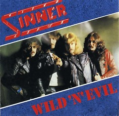 Wild'n' Evil - Sinner