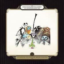 Danny Elfman & Tim Burton 25th Anniversary Music Box Disc 6 No.2