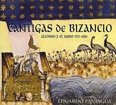 Cantigas De Bizancio CD1