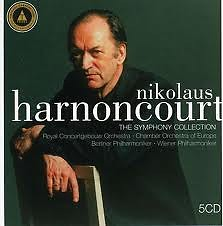 Nikolaus Harnoncourt: The Symphony Collection CD1