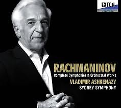 Rachmaninov: Complete Symphonies & Orchestral Works CD5