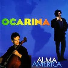 Alma America - Diego Modena,Eric Coueffe,Fabrice Adams