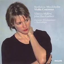 Violin Concertos Mendelssohn