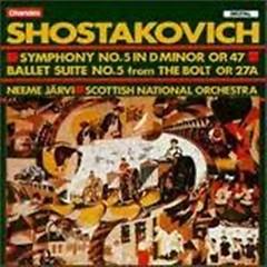 Shostakovitch:The Symphonies CD4