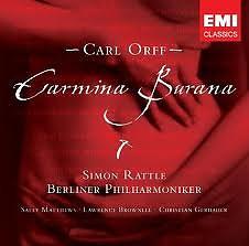 Orff: Carmina Burana CD1